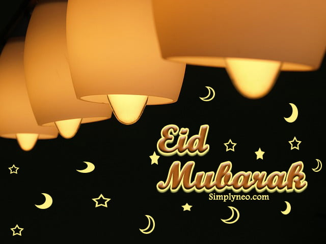 Eid Mubarak - Ramadan Mubarak Wishes, Messages