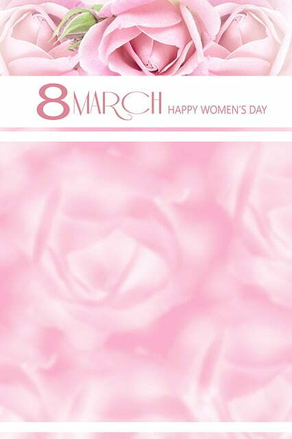 International Women's Day Wishes, messages, images